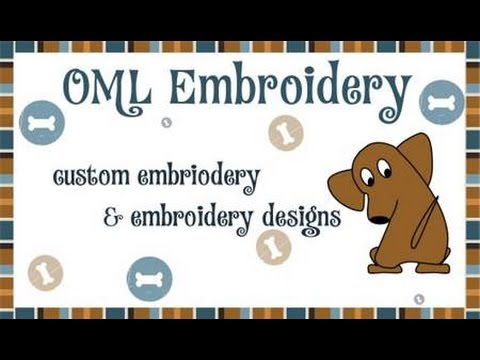 How To Create Amazing Embroidery Lettering With Embird Studio Youtube