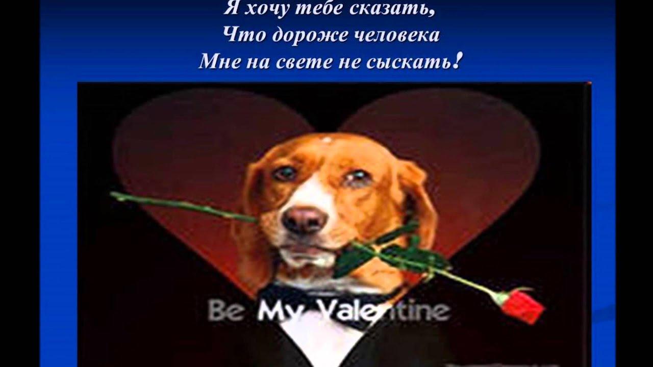 5 В вітає з Днем святого Валентина - YouTube