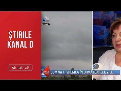 Stirile Kanal D (17.09.2019) - Vremea se schimba radical! Editie de pranz