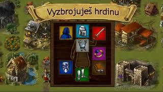 Pán Hradu [online browser game]
