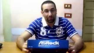 Scheda Madre Asrock 960GM GS3 FX - UNBOXING