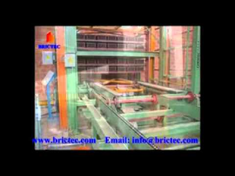 Auto brick cutter and loading system review