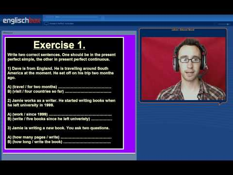 english-grammar-exercises- -present-perfect