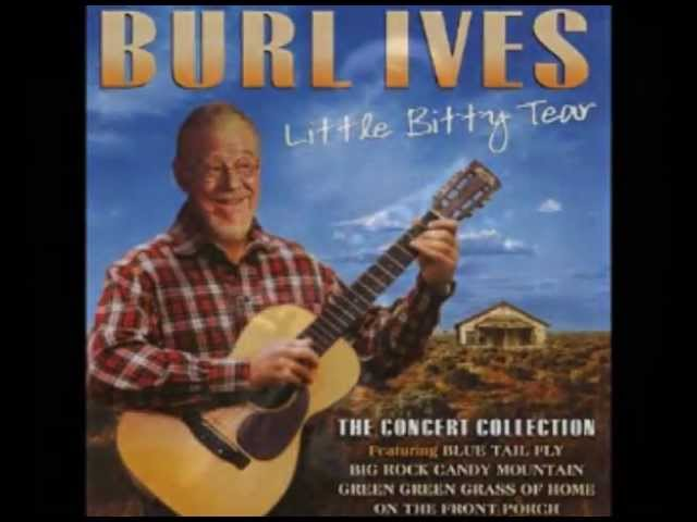 Burl Ives Funny Way Of Laughing Youtube