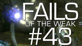 Fails of the Weak - Volume 43 - Halo 4 - (Funny Halo Bloopers and Screw Ups!)