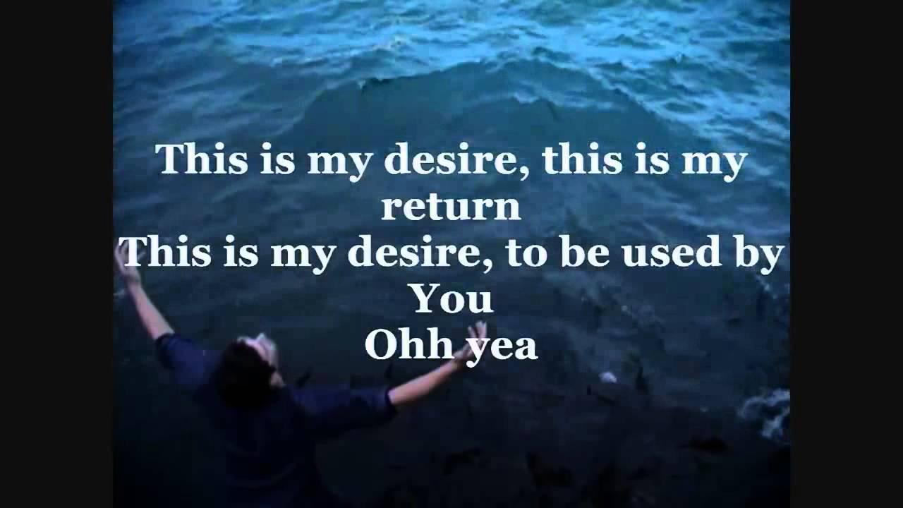 Jeremy camp my desire lyrics chords chordify for Desire miroir miroir lyrics