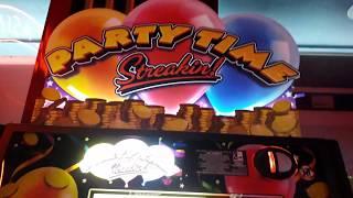 PARTY TIME STREAKIN JACKPOT - FRUIT MACHINE SESSION 2019 UK ARCADES PAIGNTON