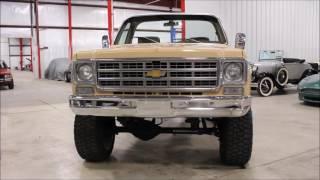 1977 Chevy K5 Blazer