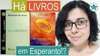 Livros da Esperantolândia! Conversa com Karina Oliveira | Esperanto do ZERO!