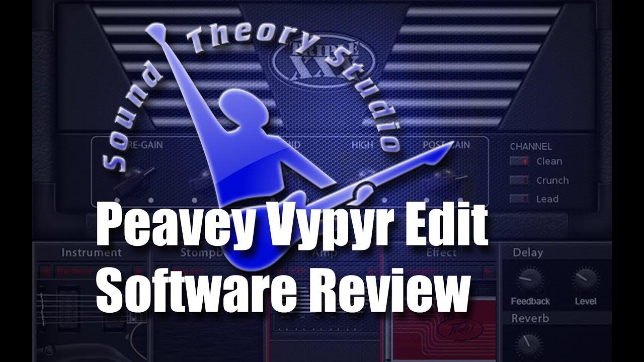 Peavey vypyr 2 edit software download