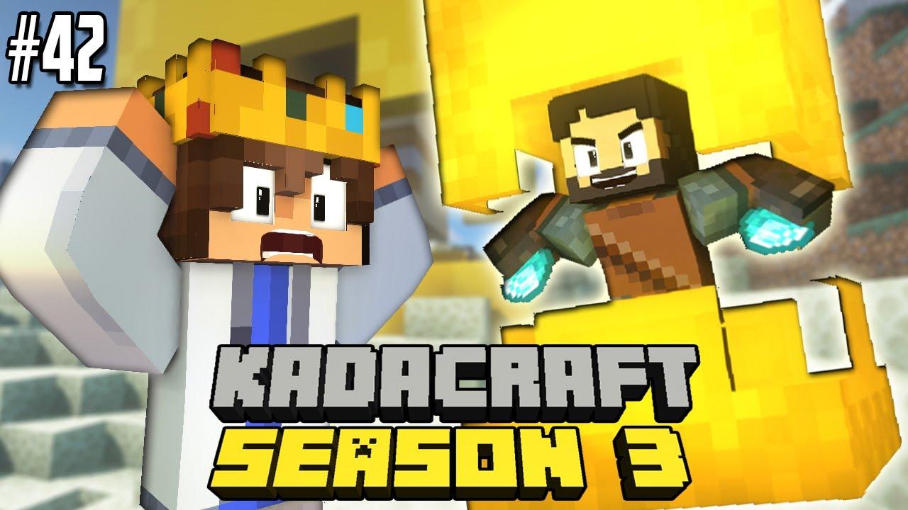 KadaCraft 3 #42 : SLY the SCAMMER ba Ulit ??!! (Filipino Minecraft SMP)