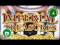 😄 Imperial Treasures slot machine, bonus