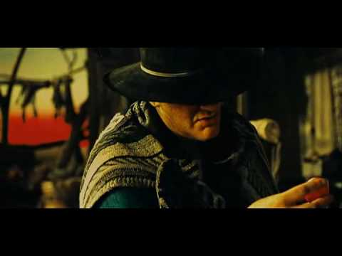 """Tarantino in """"Sukiyaki Western Django"""""""