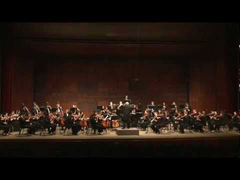 CCM Philharmonia: Beethoven's Symphony No. 7 in A Major, Op. 92 (excerpt) - Sept. 14, 2012