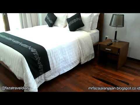 Villa Atau Hotel? | VillaTel Salse Bandung Review | @fazatraveldiary Ep. 2