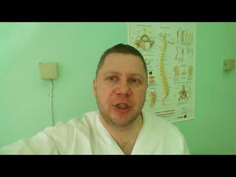 Боль в колене. Ущемление седалищного нерва#малиновский