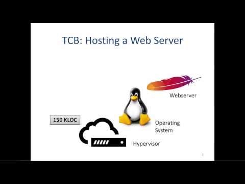 NDSS 2017:  Panoply: Low-TCB Linux Applications With SGX Enclaves