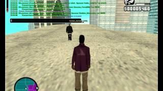 [SAMP-RP] Игра под админкой Paul_Wesley #2. Ставим на лидерство банды.