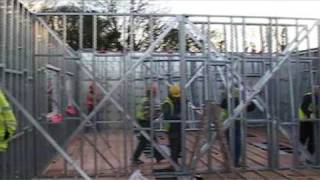 Steel Frame Building System