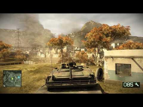 Battlefield: Bad Company 2 (07) Heavy Metal   Xe Tăng [Vietsub]