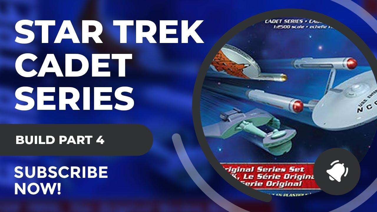 Klingon Battle Cruiser Build Part 3