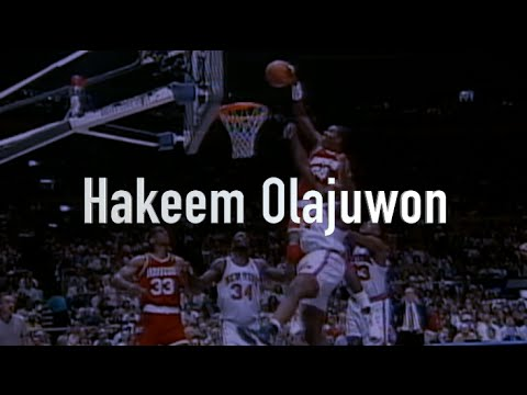 Attention to Detail: Hakeem Olajuwon