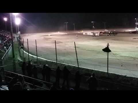 Aj Ward Racing 4-26-19@ I-96 speedway..Feature event