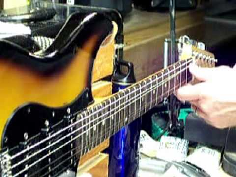 first act electric stratocaster guitar copy neck reset part 1 youtube. Black Bedroom Furniture Sets. Home Design Ideas