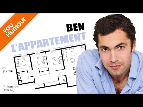 BEN - Un appartement à Paris