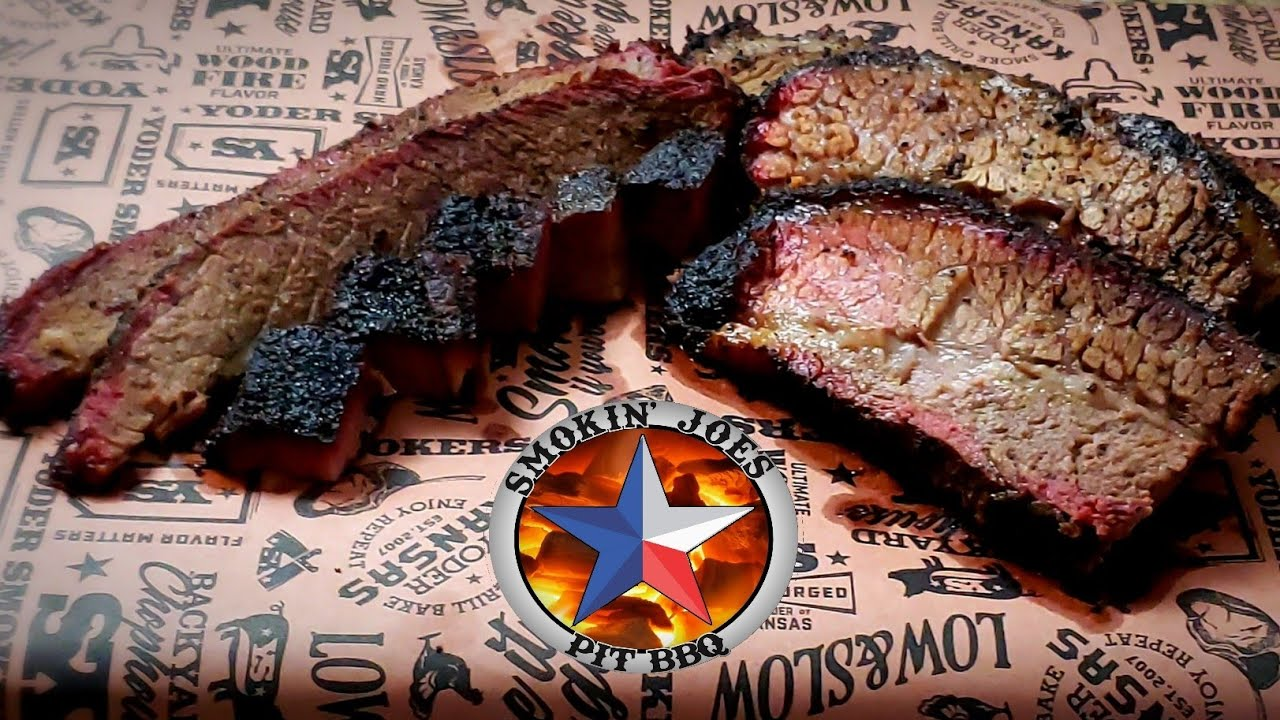How To Smoke A Texas Style Brisket #brisketchallenge #DontMessWithTexas