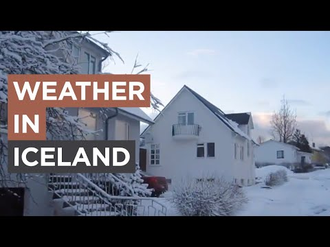 Weather In Iceland - Living in Iceland | Sonia Nicolson