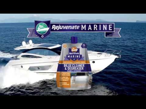 Rejuvenate Marine Bilge Cleaner and Degreaser