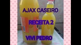 AJAX CASEIRO – RECEITA 2 com Vivi Pedro Dicas