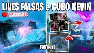 FORTNITE-NEW STARTER PACK, ICE MONSTER and LIVE EVENT?
