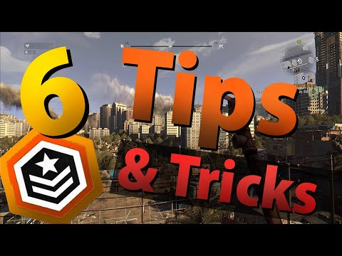 6 Tips & Tricks For Early Game / New Characters | Dying Light Beginner Guide
