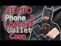Filoto iPhone X Cases