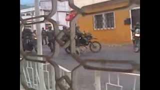 Perdigones y golpes Barrio Sucre Carrera 1