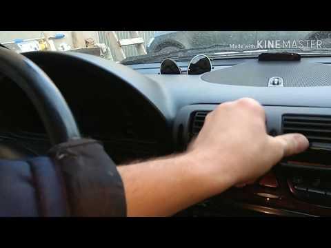 Mercedes W203 Установка Центрального Дефлектора Вентиляции на Торпедо ®️