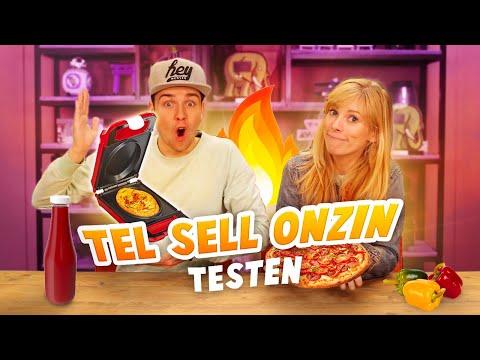 TEL SELL ONZIN TESTEN!