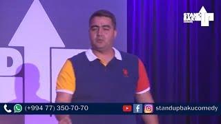 Həsrət Həsrətov (Stand UP Baku 8-ci şou)