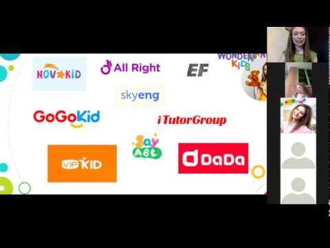 """Вебинар для педагогов """"Особенности онлайн занятий для детей"""""""