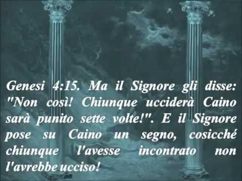 LA SACRA BIBBIA - GENESI CAP. 4
