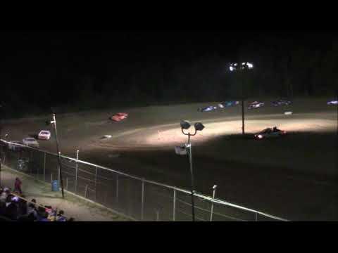 Butler Motor Speedway Street Stock Feature 9/2/17