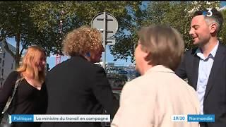A Rouen, l'heure de la rentrée a sonné pour les députés en Marche