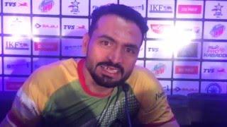 Star Sports Pro Kabaddi Semis: Manpreet Singh thumbnail