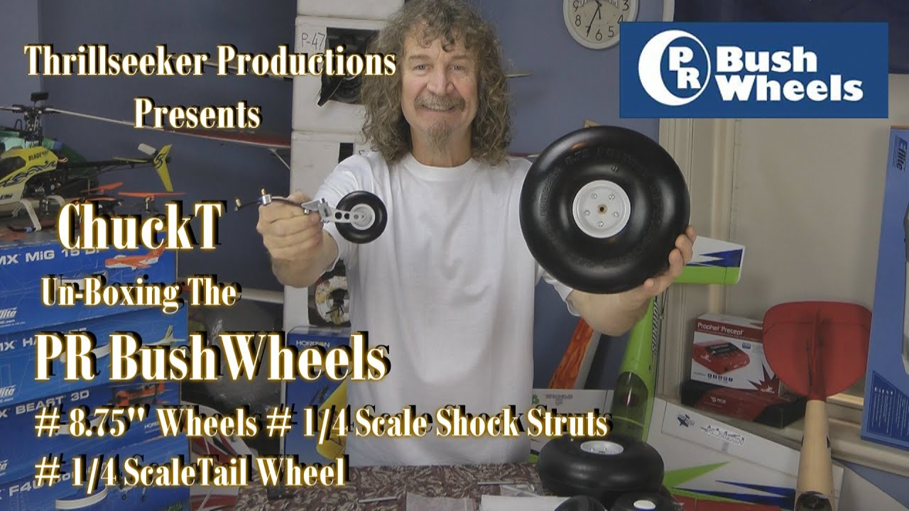 Pr Bush Wheels Un Boxed With Chuckt Youtube