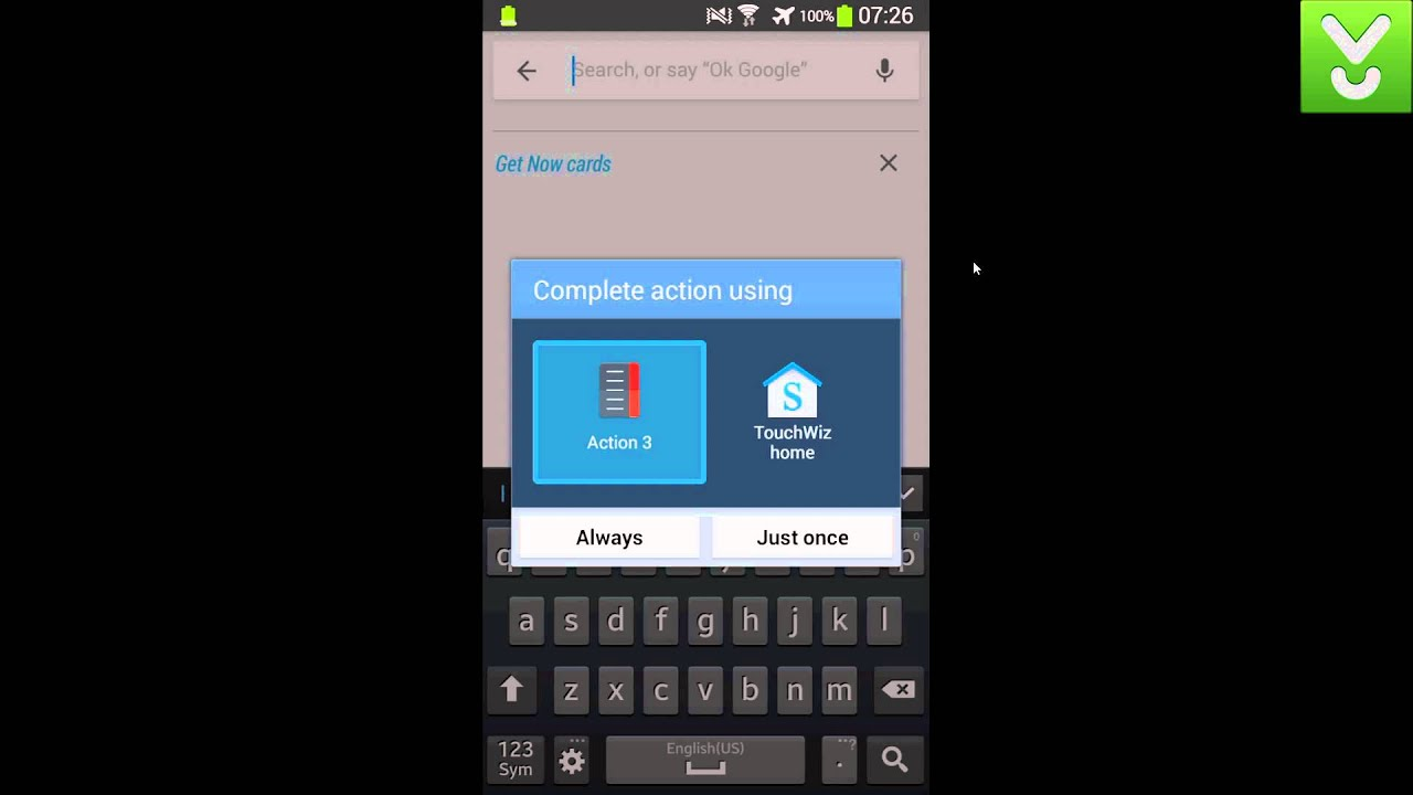 Action Launcher 3 - Replace the standard Android launcher - Download Video  Previews