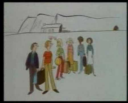 Midland Bank - Listening Bank - Holiday - UK Advert