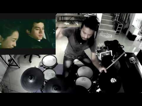 Mario & Nesty - Never Say Goodbye(Electric Drum cover by Neung)