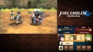 Fire Emblem: Awakening - Chrom is Angry 2